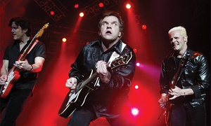 Meat Loaf : Meat Loaf on October 28 at 8 p.m.