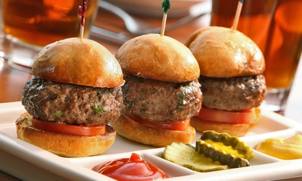 $15 for $30 Worth of Internationally Inspired American Cuisine at CRAVE
