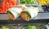 Pita Pit – 35% Off Pita Sandwich Meal