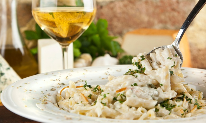 Bacco's Restaurant - Waterbury: Italian Cuisine and Drinks at Bacco's Restaurant (Half Off). Two Options Available.