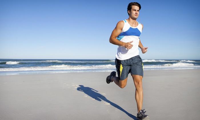 Run-fit Retreat - Coronado: Two-Week Running Clinic at Run-Fit Retreat (67% Off)