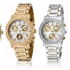 Invicta Men's and Women's Chronograph Watches