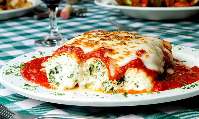 Cafe Roma - Cafe Roma : $12 for $25 Worth of Italian Food and Drinks at Cafe Roma