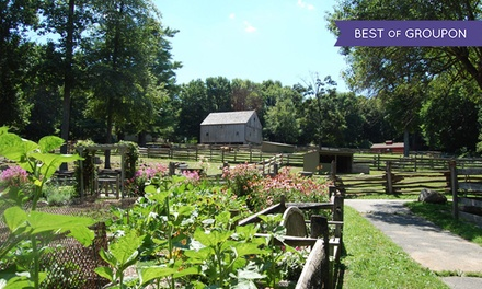 Family-Plus Membership or a Family Membership to Stamford Museum & Nature Center (Up to 49% Off)
