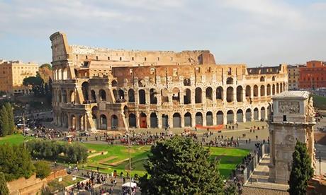 Rome : pass transport de 48 heures pour visiter Rome en bus panoramique à arrêts multiples