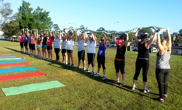 Six Weeks of Unlimited Boot Camp for One ($29), Two ($45) or Three ($63) at Matrix Health and Fitness (Up to $608 Value)