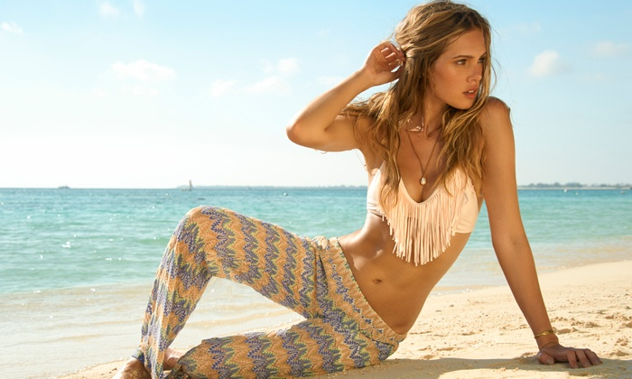 South Beach Swimsuits: $49 for $100 Toward Designer Swimsuits and Beachwear Online from South Beach Swimsuits