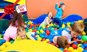 Funtastic4kids: Play Pass - One ($5), Three ($12) or Five Passes ($18) at Funtastic4kids, Wangara (Up to $50 Value)