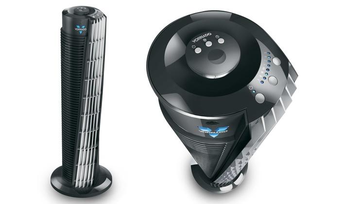 Vornado Air Circulator : Vornado tower air circulator groupon goods