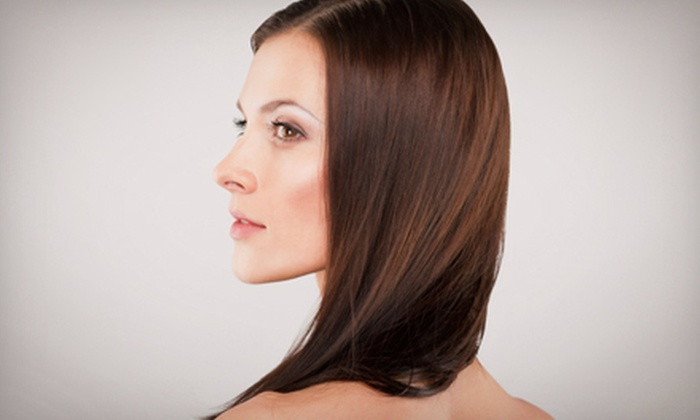 Tiramisu Salon - Alpharetta: One, Two, or Three Keratin Hair-Smoothing Treatments at Tiramisu Salon (Up to 80% Off)