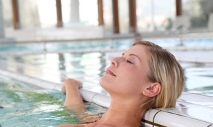 Montana Spa: Spa Access for Two with a Choice of One Treatment Each and a Full Use of Leisure Facilities at Montana Spa