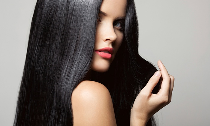 Wine Down Paul Mitchell Focus Salon - Pilsen: Revamp Your Look With a Haircut, Deep-Conditioning Treatment, and Style at Wine Down Paul Mitchell Focus Salon