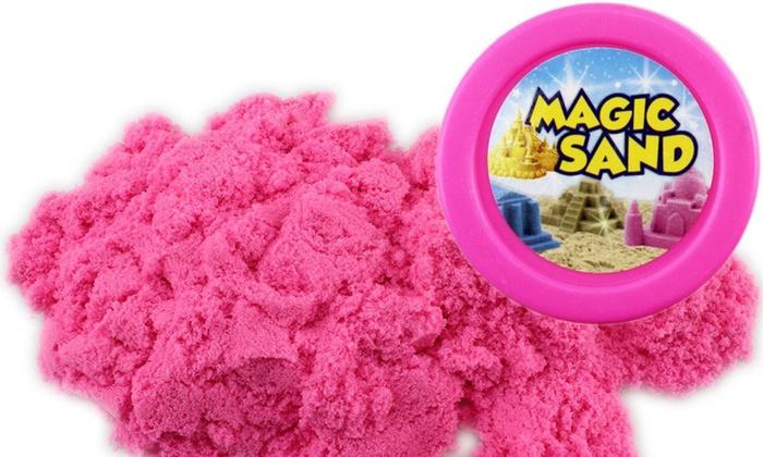 sable modeler magic sand groupon shopping. Black Bedroom Furniture Sets. Home Design Ideas