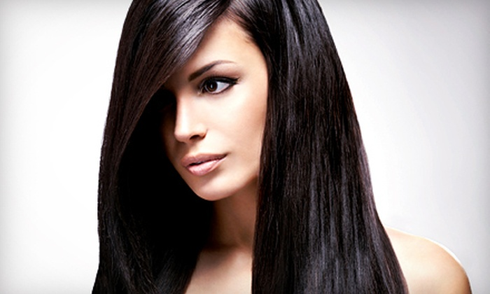 Sophia La Belle - Washington: $169 for a Brazilian Keratin Hair Treatment with Complimentary Shampoo and Conditioner at Sophia La Belle ($400 Value)