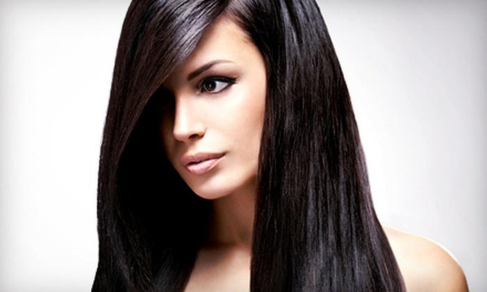 Sophia La Belle - Washington, D.C.: $169 for a Brazilian Keratin Hair Treatment with Complimentary Shampoo and Conditioner at Sophia La Belle ($400 Value)