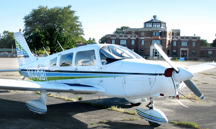 Eagle Aviation - Bowman: $119 for a 30-Minute Discovery Flight for Two from Eagle Aviation (Up to $246.75 Value)