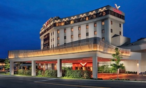 Valley Forge Casino Resort: Stay with Optional Appetizer at Valley Forge Casino Resort in King of Prussia, PA; Dates into August