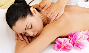 Spa Laboratoire de Beauté: One or Two Spa Packages with Body Massage and Back Treatments at Spa Laboratoire de Beauté (Up to 75% Off)