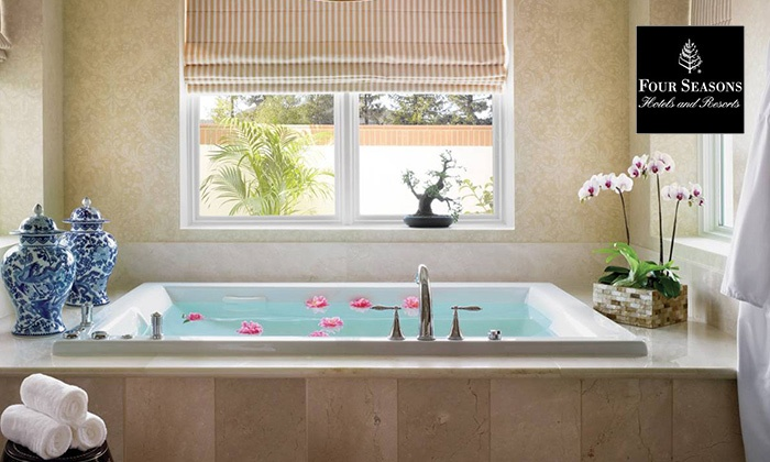 The Spa at the Four Seasons Westlake Village - The Spa at the Four Seasons Westlake Village: Spa Day Packages with Sauna and Pool Access at The Spa at the Four Seasons Westlake Village (28% Off).