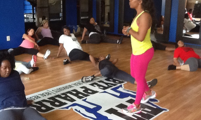 Please Believe Fitness - Mineral Springs: Four Weeks of Unlimited Boot-Camp Classes at Please Believe Fitness (70% Off)