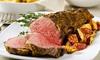 Antica Trattoria Galletto dal 1906 - Sarzana: Menu di carne con portate a scelta e vino per 2 o 4 persone da Antica Trattoria Galletto dal 1906 (sconto fino a 74%)