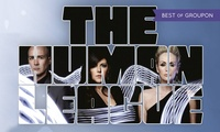 The Human League, 9 September at Wolverhampton Racecourse