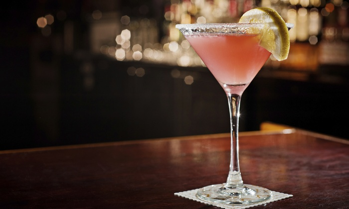 Opus Lounge - Capitol: $25 for Tapas and Drinks for Two at Opus Lounge (Up to $52 Value)