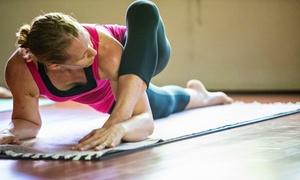 Ashtanga Yoga Victoria: 10 Yoga Classes or One Month of Unlimited Classes at Ashtanga Yoga Victoria (Up to 65%Off)