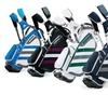 Adidas Samba and Staff Golf Bags
