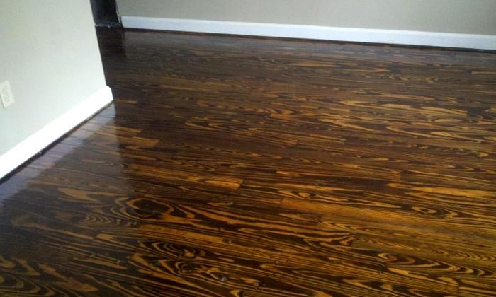 Fabulous Floors - Minneapolis / St Paul: Hardwood-Floor Resurfacing for 200 or 500 Sq. Ft from Fabulous Floors (Up to 51% Off)