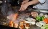 Sakura Hibachi - South Farmingdale: Japanese Food for Dinner at Sakura Sushi and Hibachi Restaurant (Up to 51% Off). Four Options Available.
