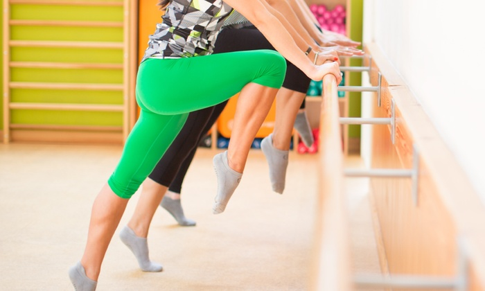 The Dailey Method - Calabasas: $49 for 10 Barre Classes with Childcare at The Dailey Method ($240 Value)