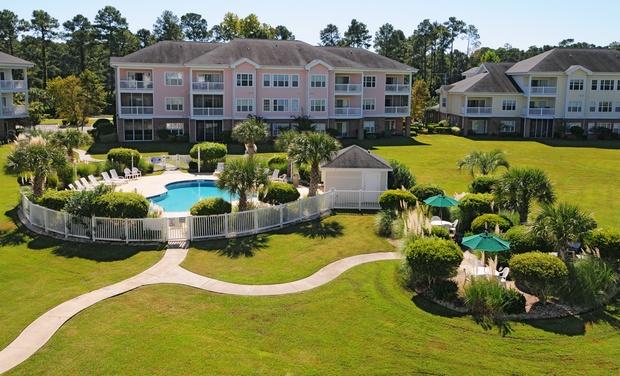 Myrtlewood Villas Myrtle Beach Sc Stay At In