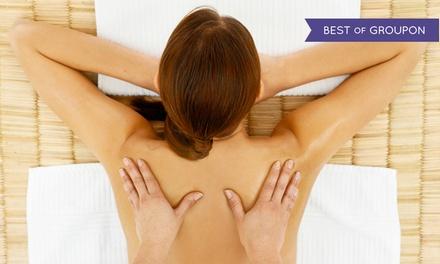 54% Off Deep-Tissue Massage