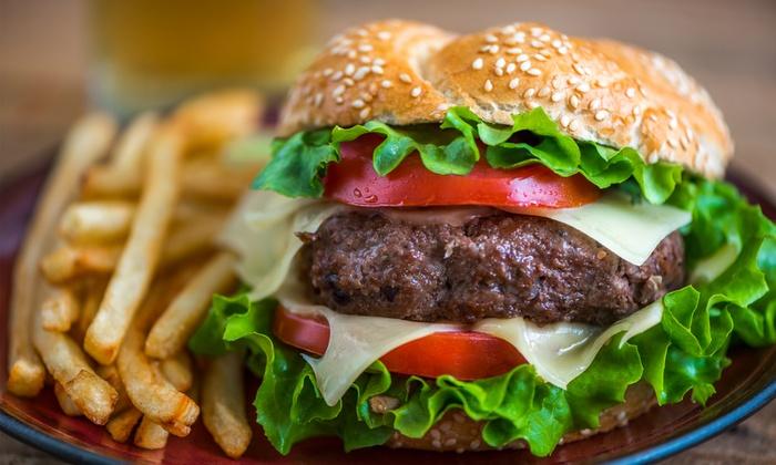 burger und beilage burger liebe groupon. Black Bedroom Furniture Sets. Home Design Ideas