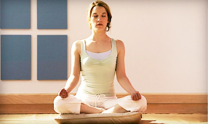 Golden Bridge Yoga - Hollywood: 10 Yoga Classes or One Month of Unlimited Classes at Golden Bridge Yoga (Up to 81% Off)