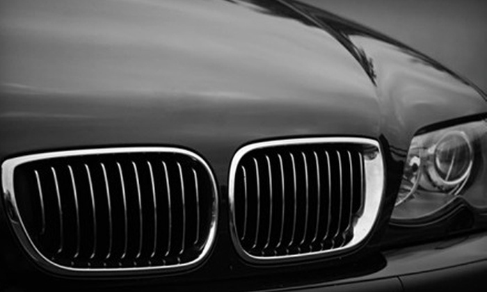 Lawman Auto Shine - Watsonville: Full Detailing and Exterior Wash for a Car or SUV at Lawman Auto Shine (Up to 58% Off)