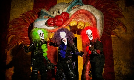 $22 for One Fear Farm Fast Pass ($38.99 Value)