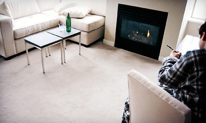 OceanAirSC - The Congaree Vista: Three or Five Rooms of Carpet Cleaning or Cleaning to 10 Air Ducts from OceanAirSC (Up to 75% Off)