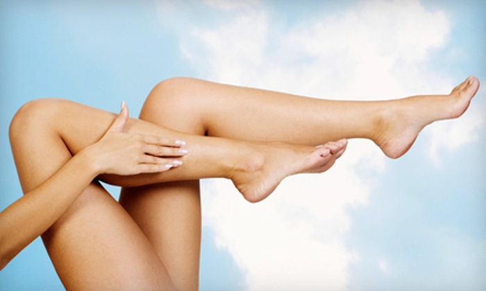 Light Touch Med Spa - Multiple Locations: Six Laser Hair-Removal Sessions on a Small, Medium, Large, or Extra-Large Area at Light Touch Med Spa (Up to 91% Off)