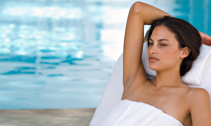 Salud! - Bronx: $75 for a Spa Day with Facial, Foot Soak, Infrared Body Wrap, and Sugar Scrub at Salud! ($300 Value)