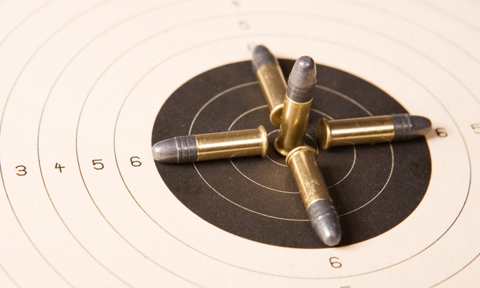 Prado Olympic Shooting Park - Chino: Shooting-Range Package for One or Two with Gun Rental and Shells at Prado Olympic Shooting Park (Up to 54% Off)