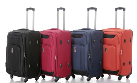 3-Piece Softcase Luggage Set