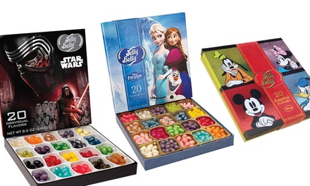 Jelly Belly 20-Flavor Disney Themed Gift Boxes (2-Pack)