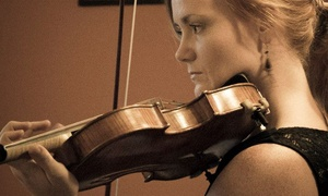 Vernon Music Studio: Two or Four 30-Minute or 60-Minute Private Violin Lessons at Vernon Music Studio (Up to 55% Off)