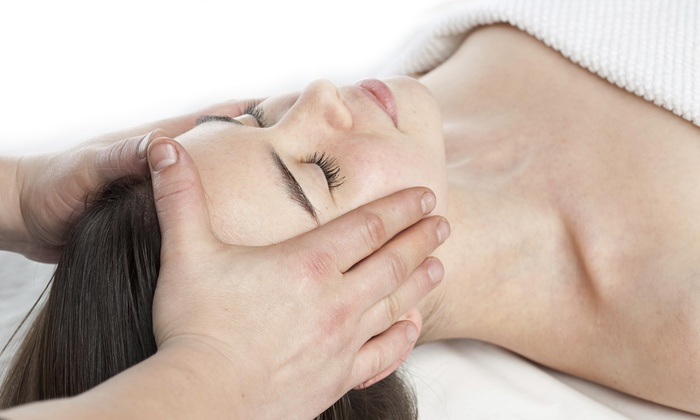Looks hair salon - Harborside: 60-Minute Massage and Facial at Looks hair salon (50% Off)