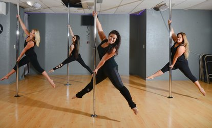 Up to 53% Off Intro Pole Fitness Classes