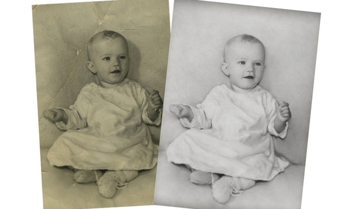 Tellier Photography Designs - Port Coquitlam: C$20 for C$40 Worth of Photo Scanning and Restoration at Tellier Photography Designs