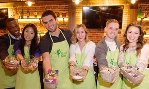 Plant Nite: 53% Off Terrarium and Garden-Making Social Event