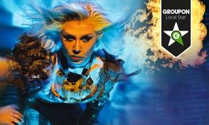 """Fantissima Dinner-Show (Phantasialand): 2 Tickets für die Dinner-Show """"Fantissima"""" mit 4-Gänge-Menü im Januar-März 2016 im Phantasialand (bis zu 48% sparen)"""